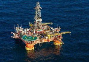 یک سوم از طول فلر میدان نفتی فروزان کاهش یافت