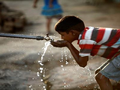 افزایش بهرهمندی از آب شرب بهداشتی و پایدار در کشور