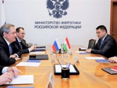 عملکرد نیروگاه «سنگتوده 1» محور دیدار وزرای انرژی تاجیکستان و روسیه