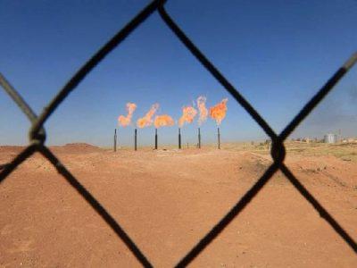 فرانسوی ها توسعه دهنده میدان گازی عراق