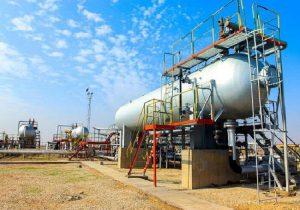 خط لوله انتقال نفت کلاستر شادگان به مارون ۳ افتتاح شد