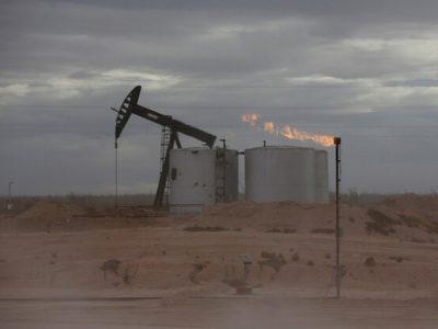 تولید گاز طبیعی در سرمای تگزاس ۴۵ درصد سقوط کرد