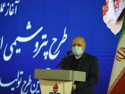 کرمانشاه سومین قطب پتروشیمی کشور میشود