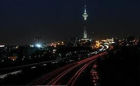 روشنایی شبانه به تهران بازگشت