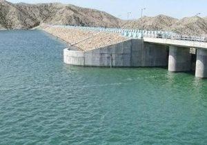 موجودی آب مخازن سدهای کشور ۲درصد کمتر از پارسال