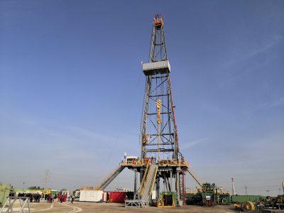 عملیات حفاری در میدان نفتی رامین آغاز شد