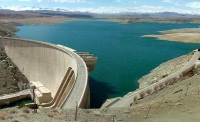 ذخیره آب سد زایندهرود به ۲۴ درصد رسید