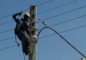شبکه برق ۴ روستا در کهگیلویه کابلی شد