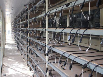 جمع آوری ۶۰۶ دستگاه ماینر قاچاق از یک مزرعه