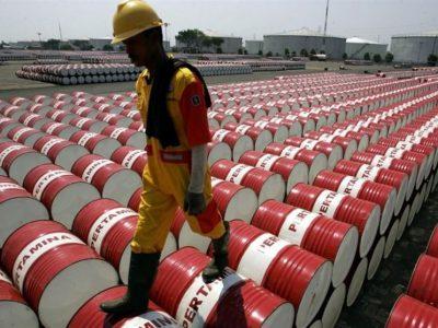 قیمت جهانی نفت امروز ۱۴۰۰/۰۲/۲۵