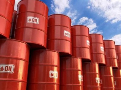 قیمت جهانی نفت امروز ۱۴۰۰/۰۱/۱۴