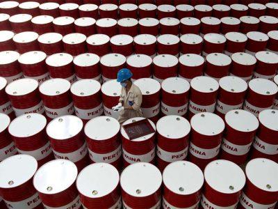 قیمت جهانی نفت امروز ۱۴۰۰/۰۲/۲۱