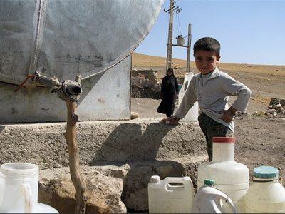 کمبود آب در انتظار برخی روستاهای هرمزگان