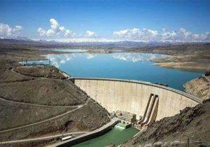 ورود آب به سدها 30 درصد کمتر از سال گذشته