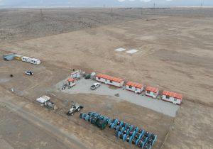 نیروگاه خورشیدی 10 مگاواتی اردیبهشت ماه امسال به بهرهبرداری میرسد