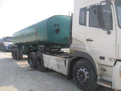 """قاچاق گازوئیل در""""میناب"""""""