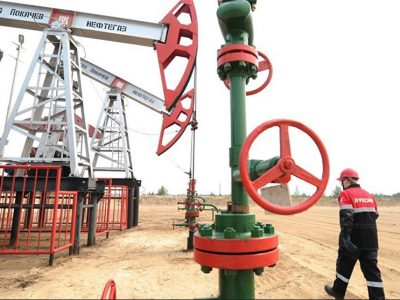 صادرات نفت روسیه در دوره ژانویه تا آوریل ۱۷ درصد کاهش یافت