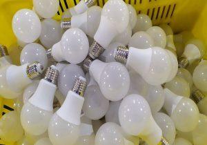 مدیریت مصرف یک لامپ ۱۰۰ واتی از خاموشی برق جلوگیری میکند