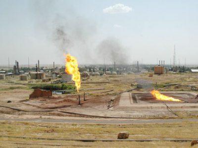 حمله داعش به یک میدان نفتی در کرکوک
