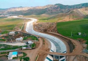 پوشش آبی ۳۷هزار هکتار از اراضی اردبیل با اجرای طرح پایاب سد خداآفرین