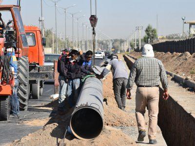گاز خراسان رضوی بیش از ۱۹ هزار انشعاب در زاهدان نصب کرد