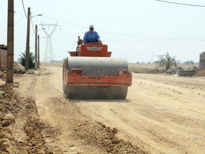 ماشینآلات نفتخیز جنوب در خدمت طرحهای عامالمنفعه اهواز