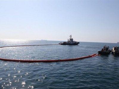 آلودگی مجدد نفتی در خلیج فارس/ عملیات پاکسازی آغاز شد