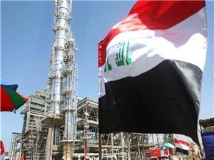 صادرات نفت عراق در آوریل ثابت ماند