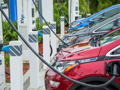 چالش سیستم برق آمریکا برای خودروهای برقی