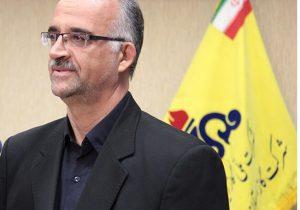 اجرای بیش از 74 کیلومتر شبکه گاز استان اصفهان در سال 1400
