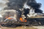 سابقه آتشسوزی در پالایشگاه تهران