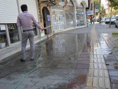 مصرف آب ۲۰ درصد شهروندان تهرانی بالاست/ ۳۰۰ شهر کشور در وضعیت تنش آبی