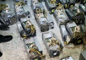 ۴۲ مزرعه غیرمجاز استخراج رمز ارز طی یک روز در تهران جمع شد