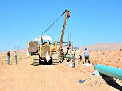 ظرفیت حجم انتقال گاز به صنایع غرب بندرعباس افزایش یافت