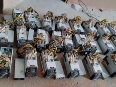 ۲ مزرعه ارز دیجیتال در تهران کشف و جمعآوری شد