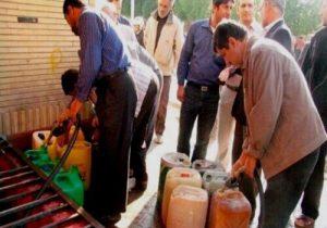 توزیع ۵۰۰هزار لیتر موادسوختی در روستاهای قزوین