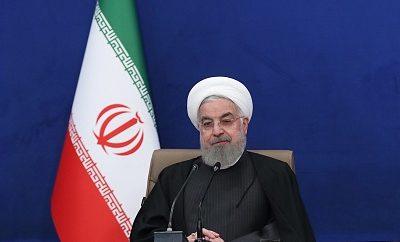 روحانی: بندر جاسک، بندر مهم صادراتی نفت میشود/ بعد از راستی آزمایی تعهدات برجامی را اجرا میکنیم