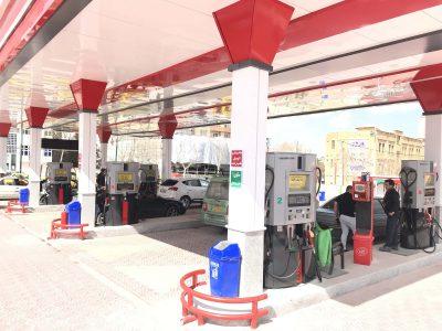 مصرف ۲۶۵ میلیون لیتر فرآورده نفتی در استان کرمانشاه