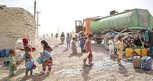 ۱۷۰ روستای استان کرمانشاه با تانکر سیار آبرسانی میشود