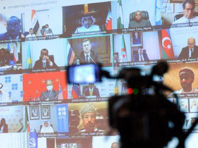 نشست وزارتی اوپک پلاس امروز برگزار میشود