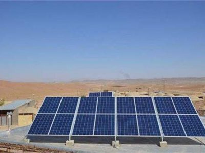 فرجام طرح ایجاد نیروگاههای خورشیدی برق در تویسرکان در هالهای از ابهام!
