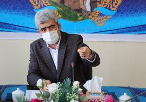 هشدار فرماندار هشترود به پیمانکار پروژه آبرسانی پایاب سد سهند