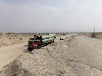 طرح انتقال آب دریا به جنوب فارس کلید خورد
