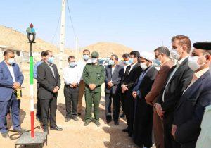در افتتاح پروژه های شاخص هفته دولت، ردپای شرکت گاز ایلام مشهود است