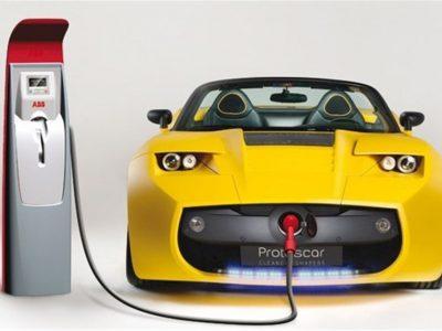افزایش فروش خودروهای برقی در چین