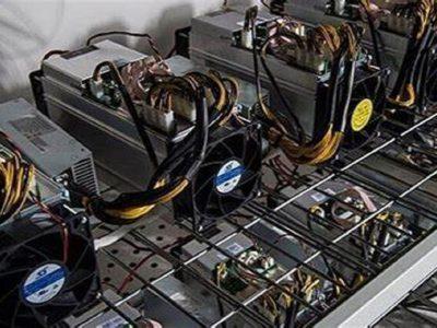جمعآوری ۱۳۰۰ دستگاه ماینر غیرمجاز در هفته گذشته