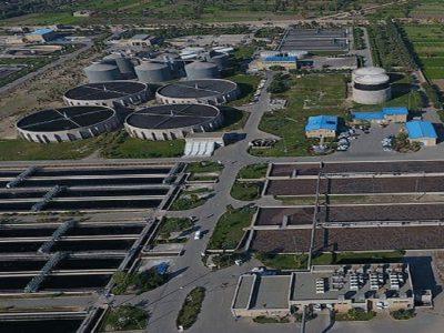 ظرفیت روزانه تصفیهخانه فاضلاب جنوب تهران افزایش یافت