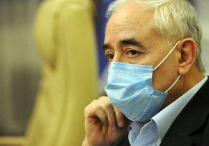 خداحافظی معاون امور بینالملل و بازرگانی وزیر نفت