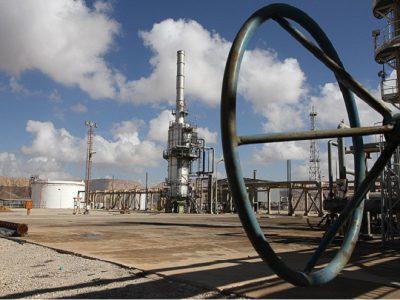 ظرفیت انتقال گاز در منطقه آغار و دالان افزایش یافت