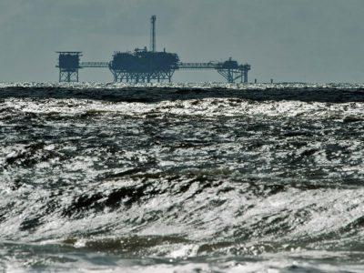 انفجار و قطع تولید در یک سکوی نفتی مکزیک